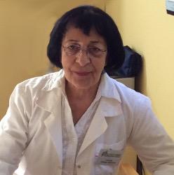 dr n. med. Jadwiga Rychlicka, pulmonolog, internista, alergolog