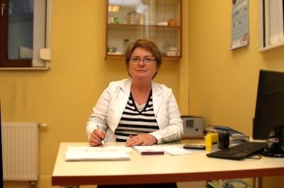 lek. med. Małgorzata Głowacka